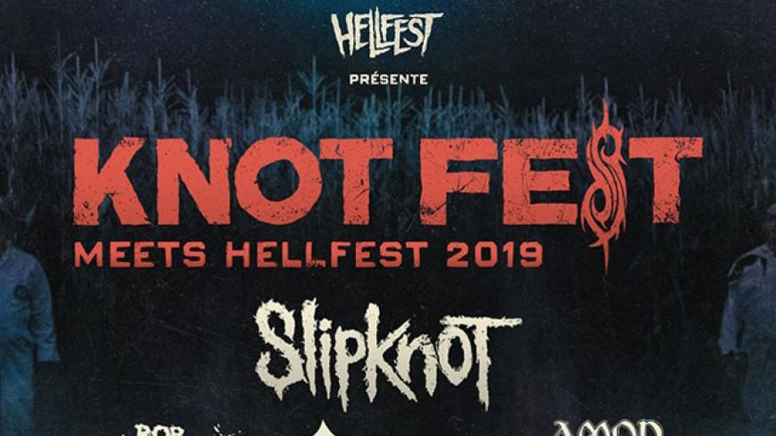 Slipknot amène son propre festival à la veille du Hellfest !