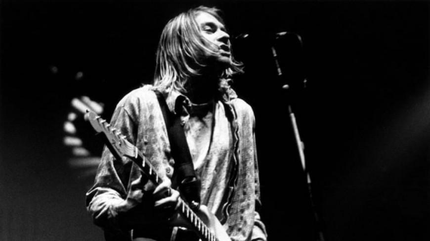 Kurt Cobain sujet d'une comédie musicale