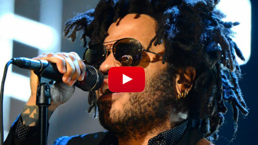 """It's Enough"" le nouveau clip de Lenny Kravitz"