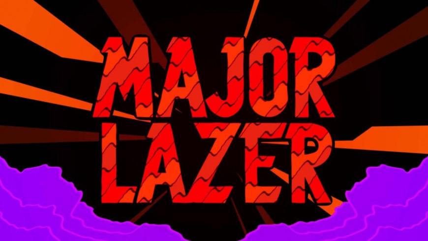 Le nouvel EP de Major Lazer !