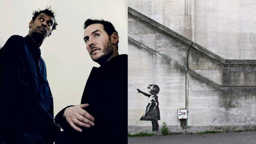 Massive Attack serait Banksy ?