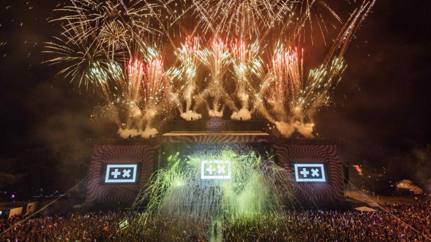Sziget Festival: le rêve absolu !