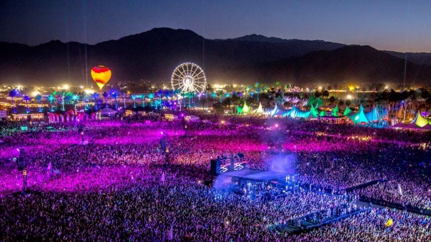 Coachella, le festival mondial, démarre aujourd'hui !
