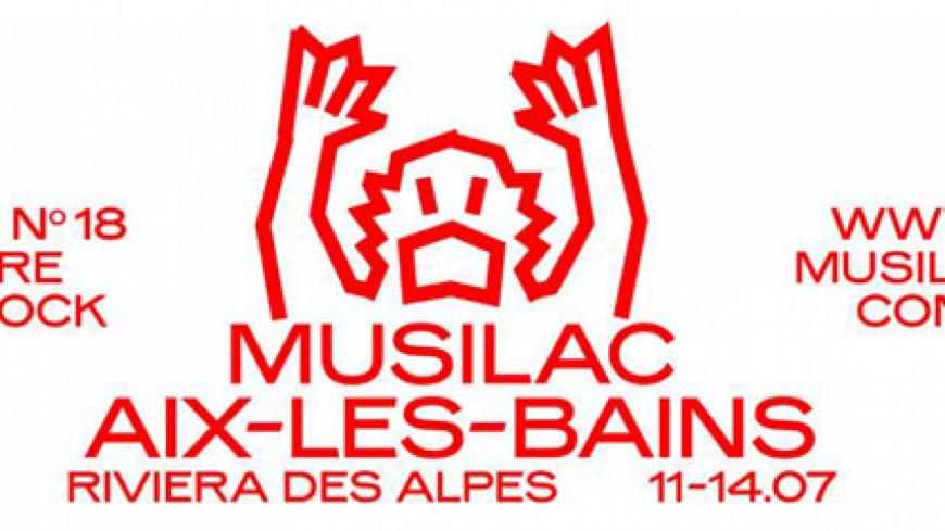 Musilac Aix-les-Bains : Les premiers noms dévoilés !