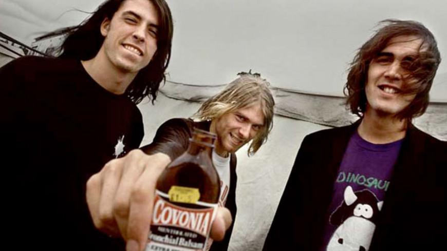 [VIDEOS] Nirvana de retour (presque) au complet le temps d'un concert !