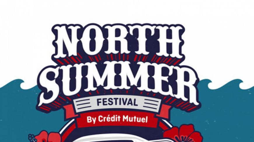 Les noms pour la toute première édition du North Summer Festival !