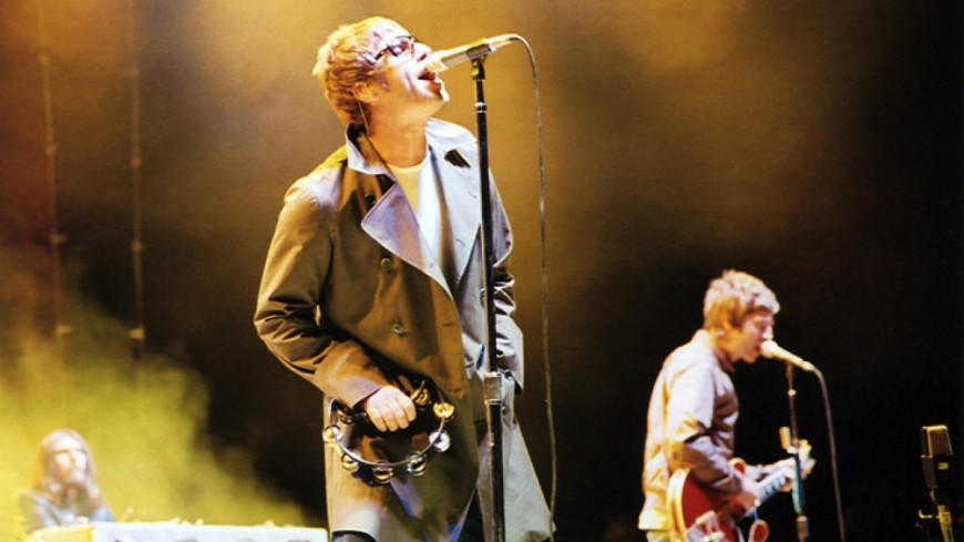 Oasis se dévoile dans un film documentaire