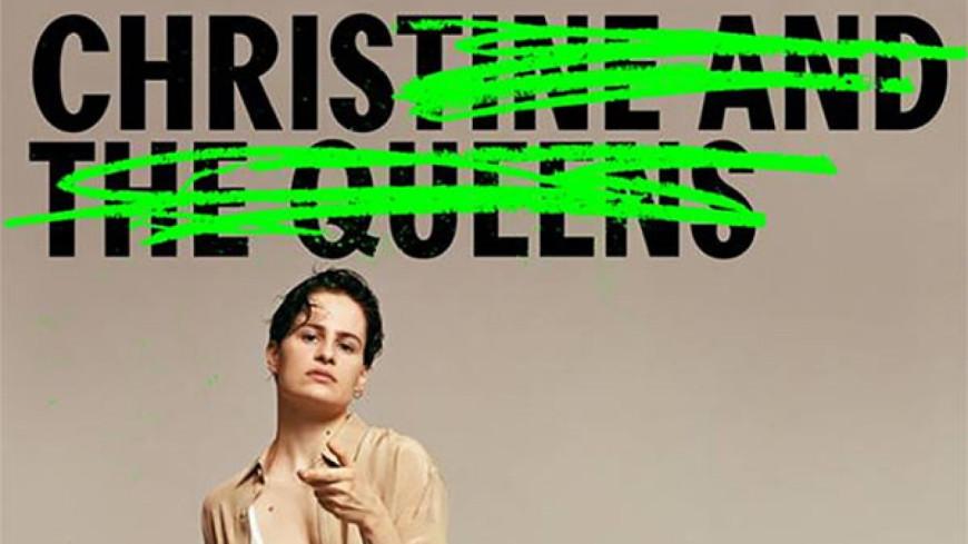 """L'album """"Chris"""" de Christine and The Queens sacré meilleur album de l'année 2018 selon The Guardian !"""