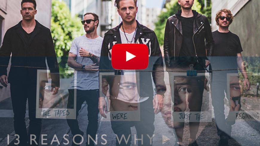 """OneRepublic fait son retour sur la BO de """"13 Reasons Why"""" avec """"Start Again"""""""