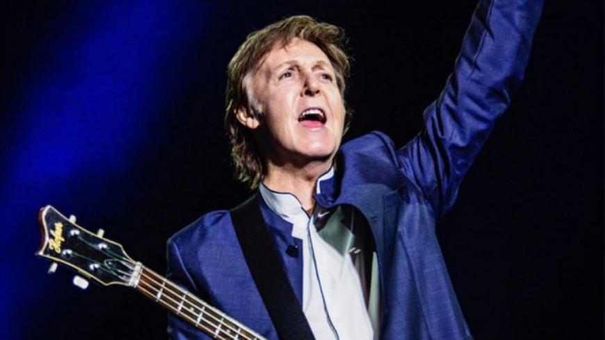 Bientôt une tournée de McCartney en France ?