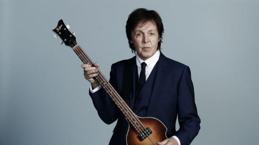 Paul McCartney : en route pour un nouvel album
