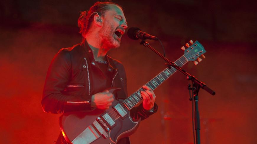 Une ouverture gâchée pour Radiohead au festival de Coachella