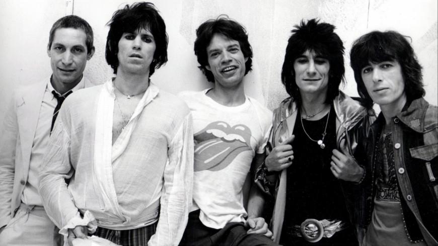 Début d'une grosse semaine pour les Rolling Stones