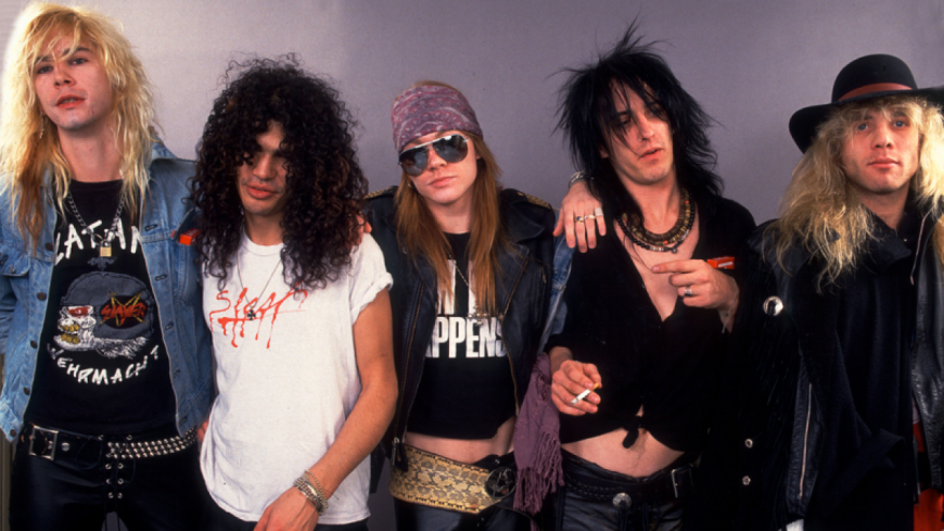 Guns N 'Roses publie la réédition élargie deluxe de « Appetite for Destruction »