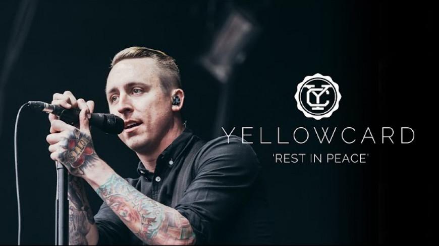 Les adieux de Yellow Card à travers un ultime clip vidéo