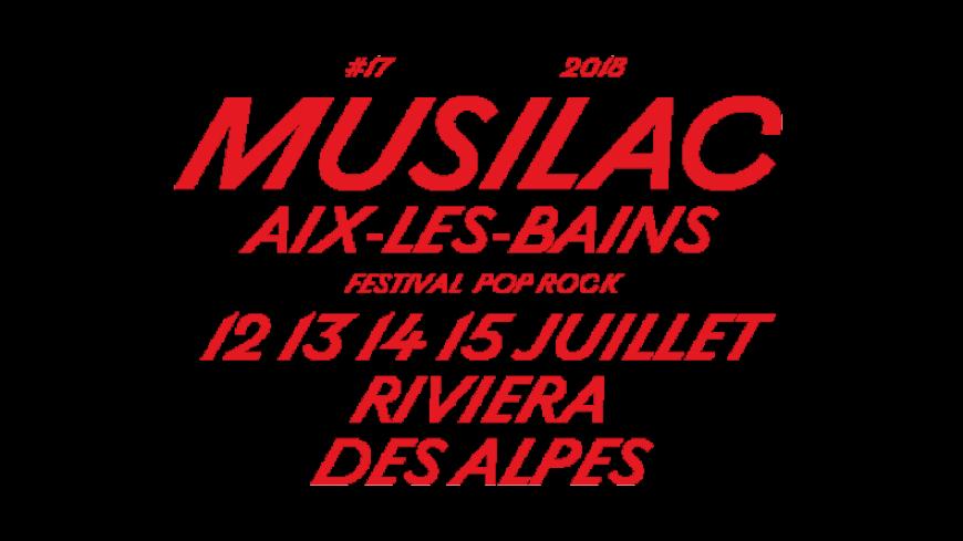 Festival Musilac d'AIX LES BAINS