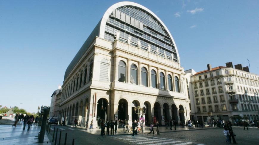 Venez visiter l'Opéra de Lyon