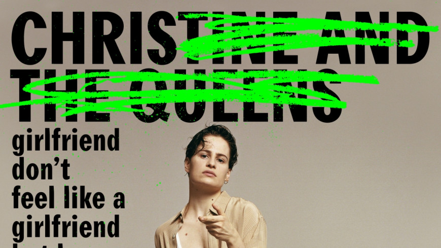 Christine and the Queens est de retour