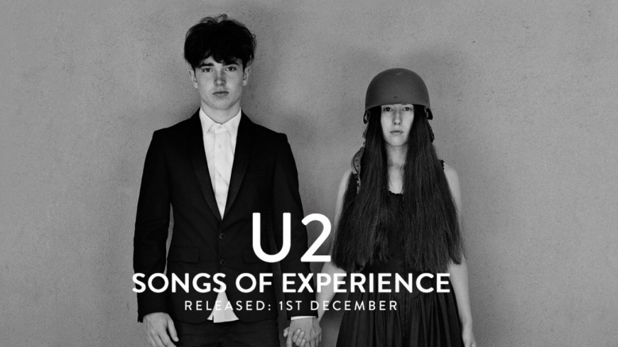 """U2 a sorti son nouvel album : """"Songs of Experience"""""""