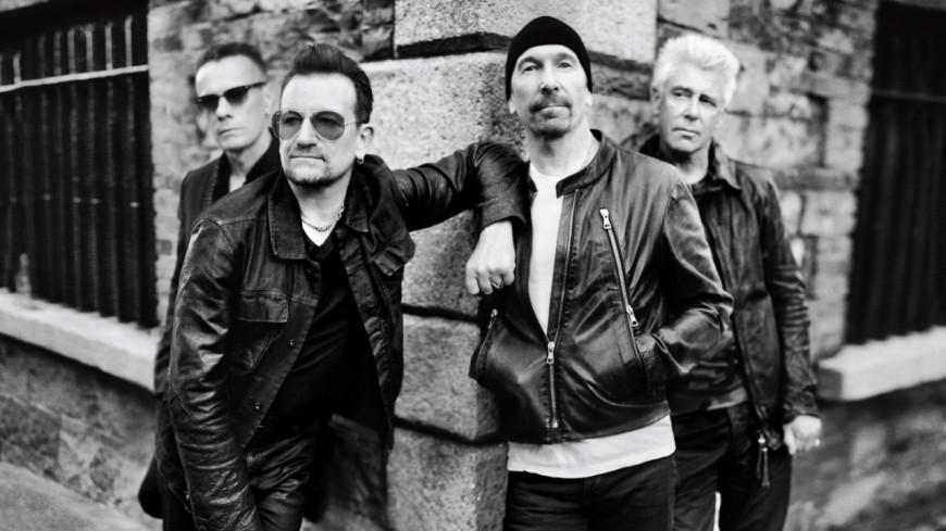 Le son inédit de U2 dévoilé en plein concert !