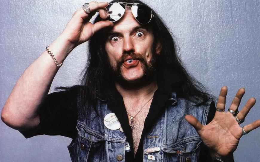 10 choses que vous ne saviez pas à propos de Lemmy Kilmister !