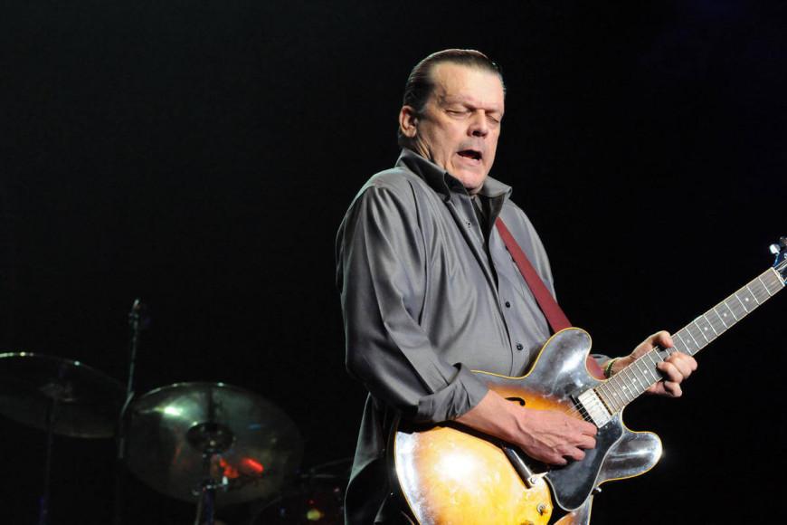 Le guitariste J.Geils est décédé ce mardi 11 avril à 71 ans