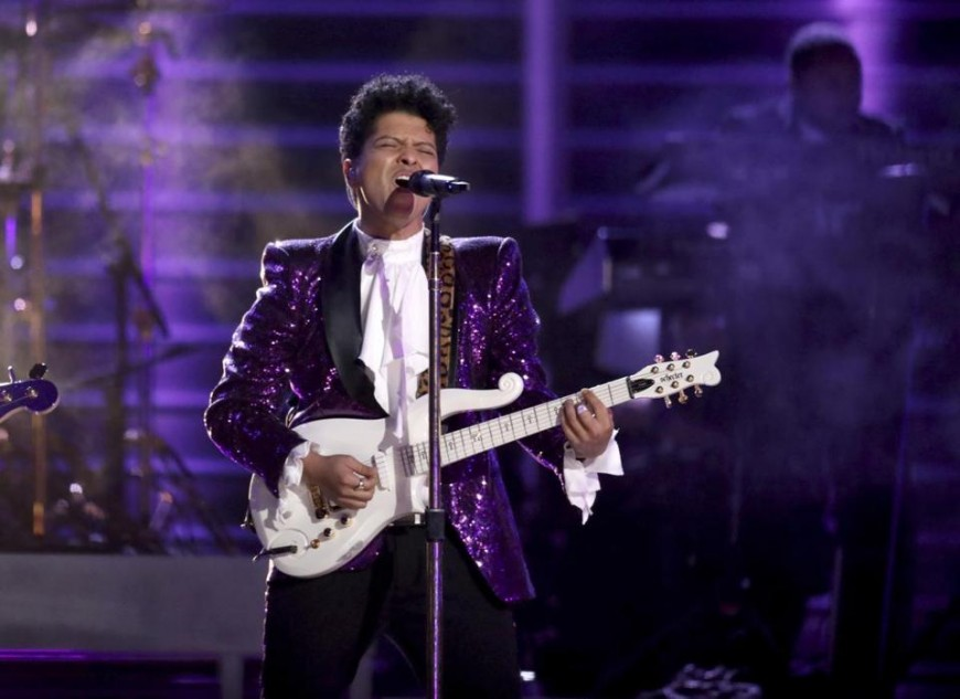 La reprise de Bruno Mars de