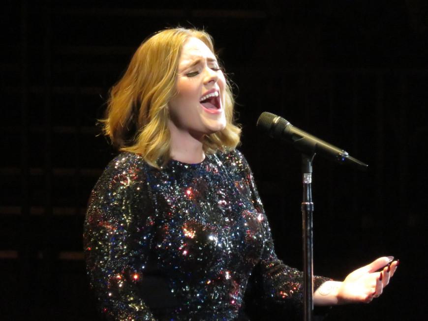 Un nouvel album d'Adele en 2019 ?