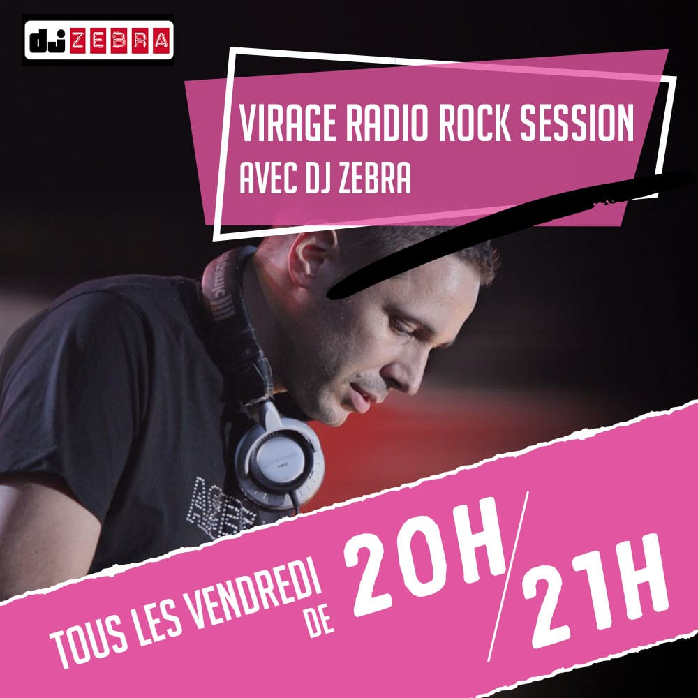 Virage Radio Rock Session by Dj Zebra