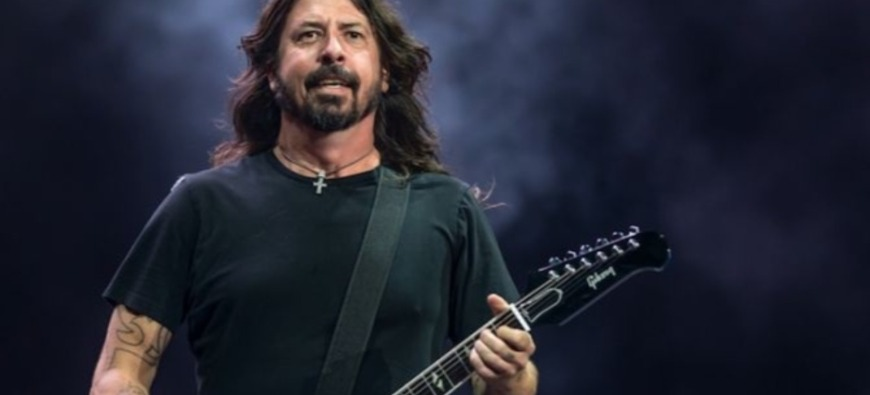 Grande nouvelle :  le nouvel album de Foo Fighters est terminé