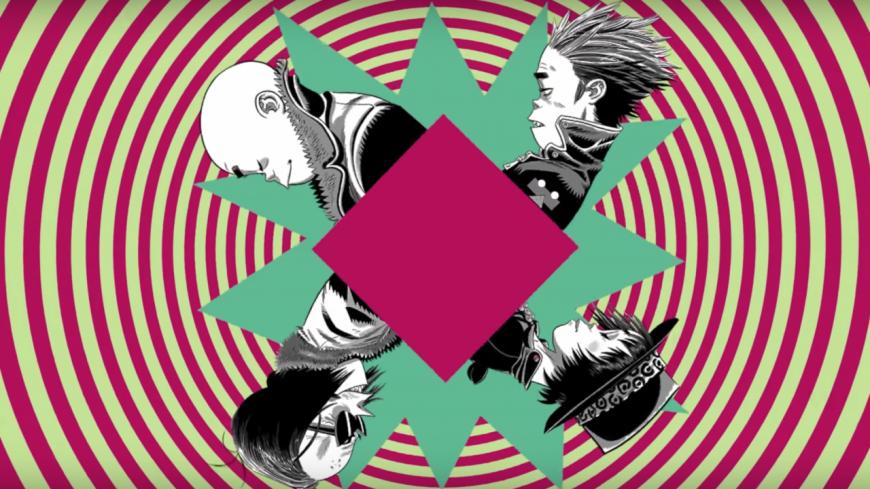 Gorillaz - Souk Eye